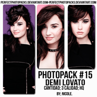 +Photopack Demi Lovato #015. by PerfectPhotopacks