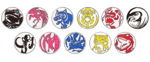 M. M. P. R. Emblems by Parallel1980