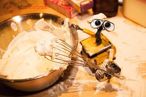 kitchen Chaos- Wall.E by strehlistisch