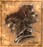 Brothers by Noldofinve