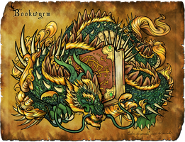 Bookwyrm by Cynnalia