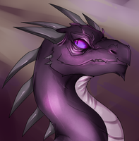Dragon Doodle by TheHoot