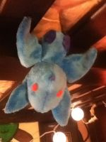 Baby Bat Plush by Chibi-Katie