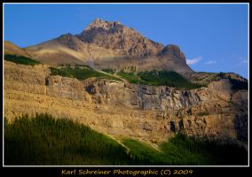 Jasper Mountains 11 by KSPhotographic