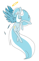 Fly My Angel,fly by CleanCut-The-Pony