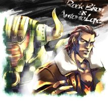 TIGER AND BUNNY by yfm