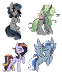 Shipping Foals: Auction | CLOSED by UndergroundCat