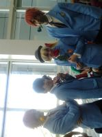 AX 2012 - Ouran Hosts at your service~ by Dark-Elf-Kana
