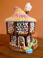 Gingerbread House 1 by toniworld
