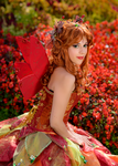 Autumn's fairy 2 by LadyGiselle