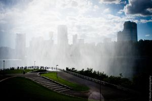 City Blur by madaphotography