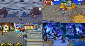 Animal Crossing Screenshots 2 by MelodyCrystel