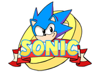 =PREVIEW= Sonic Logo animation! by TheJege12