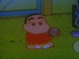 shin chan by soyersoldier