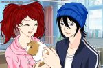 Craig and Ruby Tucker by Ask-MMD-GothKyle