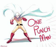 One Punch Man by ChibiGuardianAngel