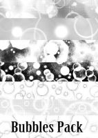 Screentones - Bubbles and Circles Pack by AmethystArmor