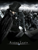 Arsene Lupin - Paris by audelade