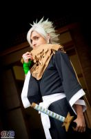 Toushiro Hitsugaya - Diamond Dust Rebellion by eriolcosplays