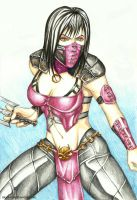 MKX Mileena by Grace-Zed