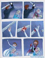 bad day for the arendelle sisters by MissySerendipity