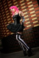 Stripey Miss Twisted by Little-Miss-Twisted