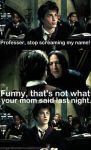 GO SNAPE! by HaileyHomocide