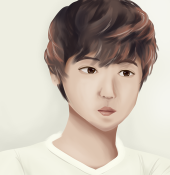 Jung Yong Hwa (Portrait Attempt) by Jellechu