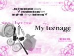 Girly teenage pinkness by AmySprinkles on deviantART
