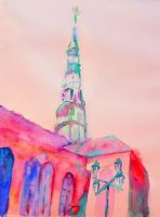 Riga Dome Cathedral by Lidia-v-Essen