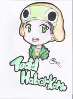 Todd Haberkorn by 1angel0wings1