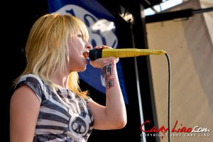 Hayley Williams of Paramore by soak2179