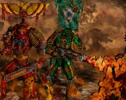Warhammer Space Marines 2 by UEY-S