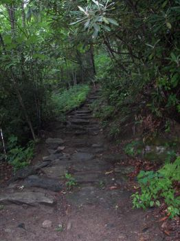 Smokey Mountains 8 by bloodlust-stock