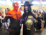 Spider-Man and Undertaker by KaneTakerfan701