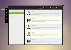 Admin psd download by nsaba