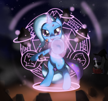 Trixie~earth magic spells by hoyeechun