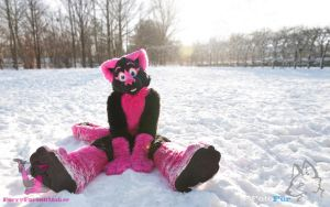 WinterPink II (Wallpaper) by FotoFurNL