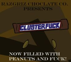 Chocolaty Clusterfucks by DeSynchronizer