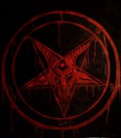 Sigil Of Baphomet by XkrkX