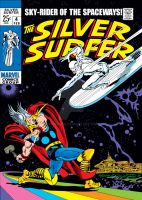 Silver Surfer Number Four by cpricecpa