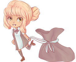 MM: Yuno's ''Bank'' by sconesandpancakes