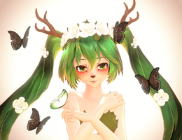 faun by sailor-rice
