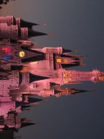WDW Castle...again by SILover