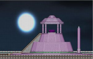 Nega Emerald Shrine by Camunon