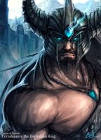 Tryndamere by Cryonition