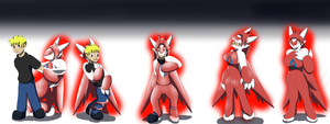 Comission: Latias Living Suit TF TG by Avianine