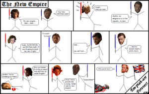 Star Wars- The New Empire by Eevee4Ever