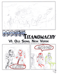 Titanomachy VI-p01 first draft by AmethystSadachbia