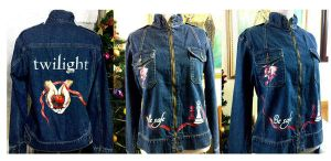 TWILIGHT DENIM JACKET by alcat2021
